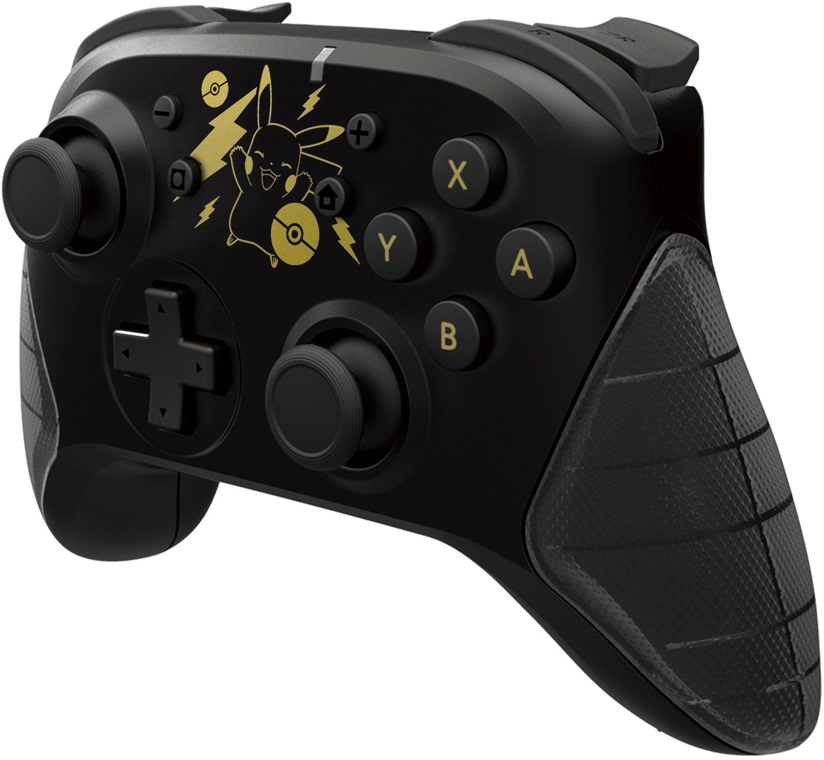 Hori controller Wireless Switch Controller - Pikachu Black & Gold Edition veilig op otto.nl kopen