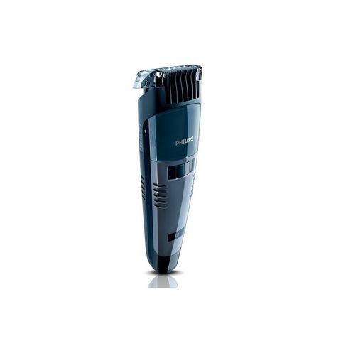 Philips, baardtrimmer, 'Vacuum Plus QT 4050/32', grijs/zwart