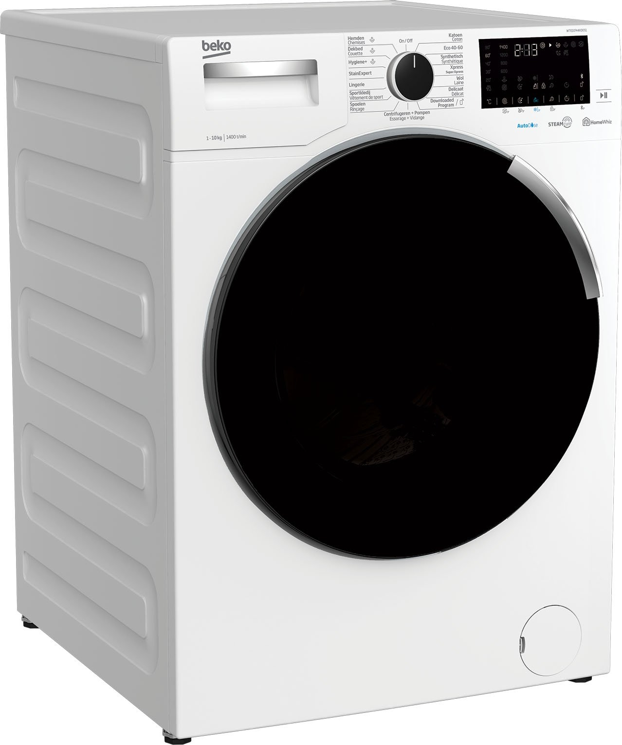 BEKO Wasmachine WTE10744XDOS1 nu online kopen bij OTTO