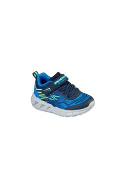 skechers kids sneakers »magna-lights - bozler« blauw