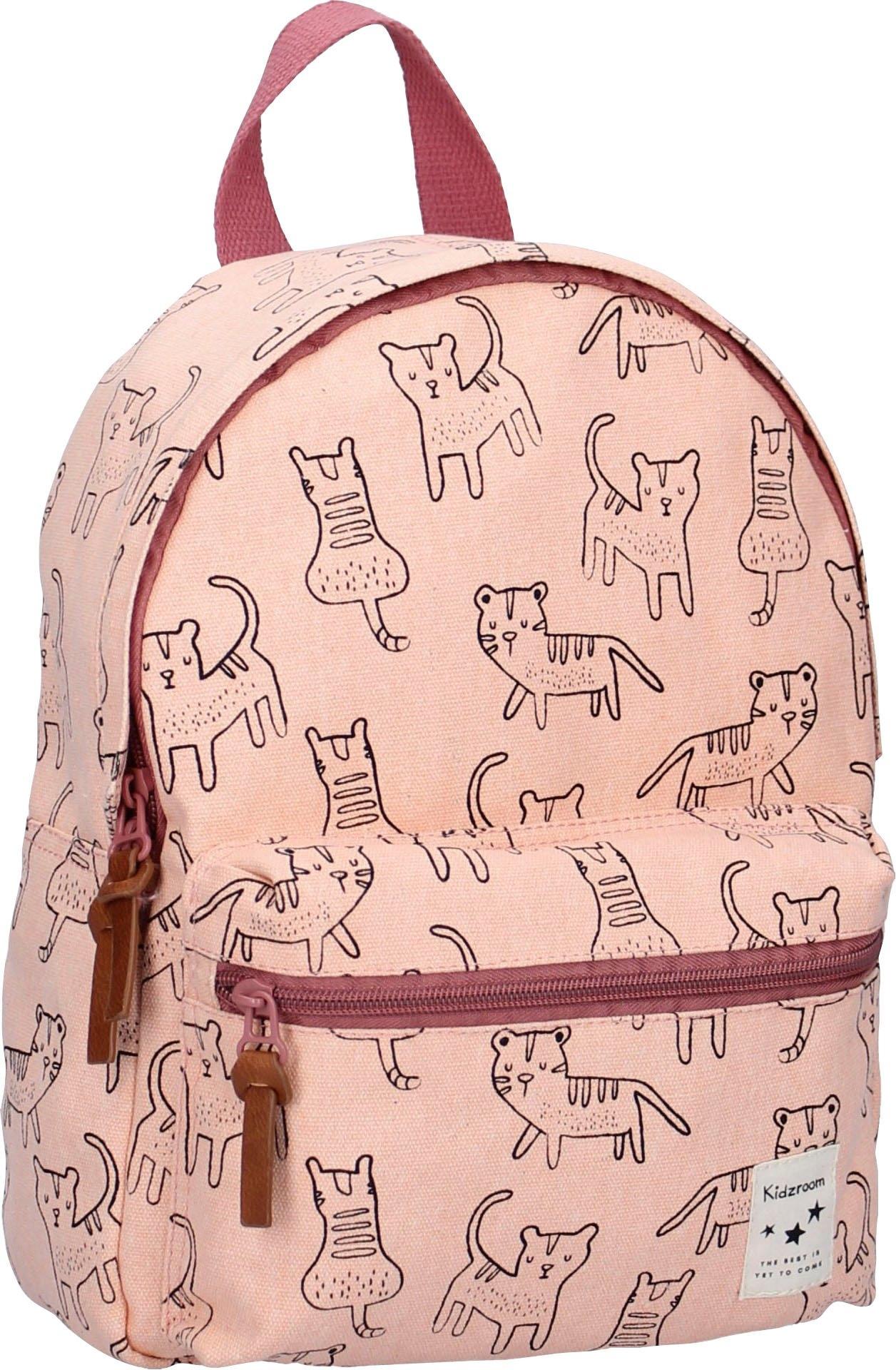 Kidzroom kinderrugzak »Animal Academy Cat Small« nu online bestellen