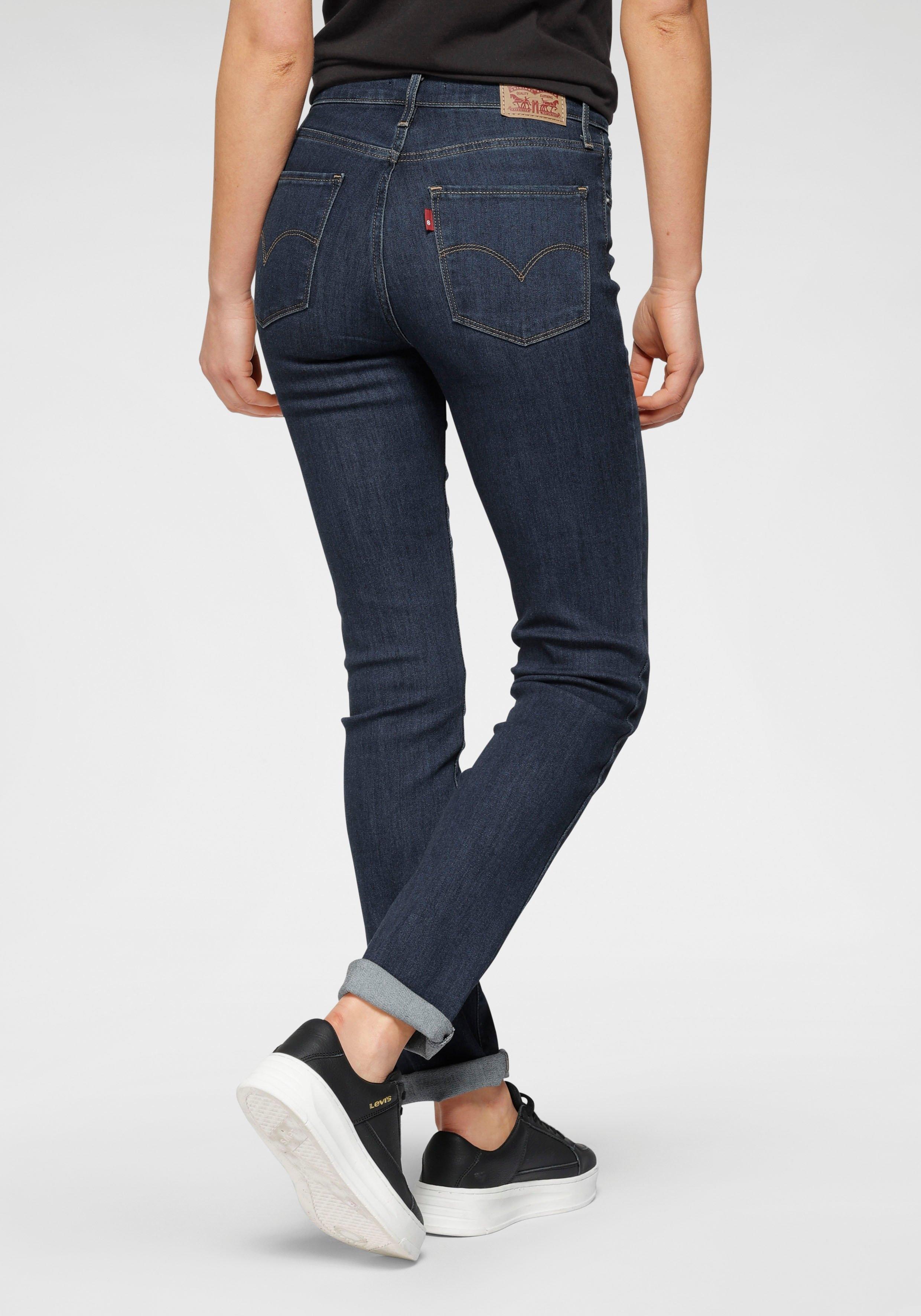 Op zoek naar een Levi's straight jeans »724 High Rise Straigth«? Koop online bij OTTO