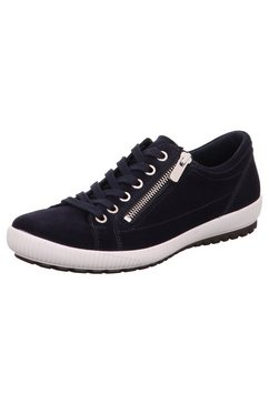 legero sneakers tanaro 4.0 met extra rits aan de buitenkant blauw