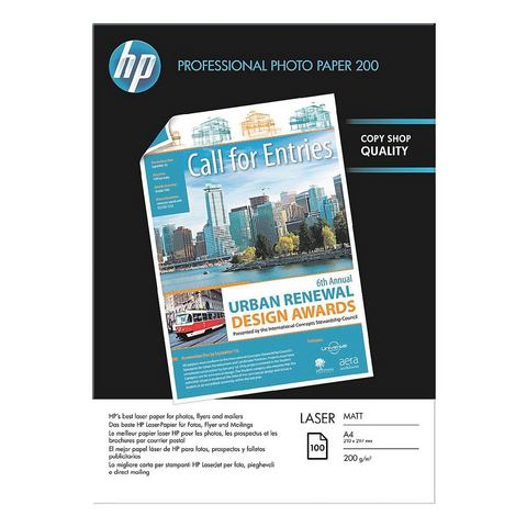HP Fotopapier « HP laser photo paper matt »