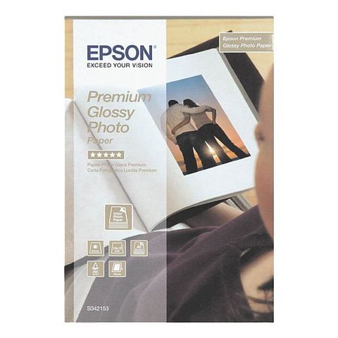 Epson Fotopapier »Premium Glossy«