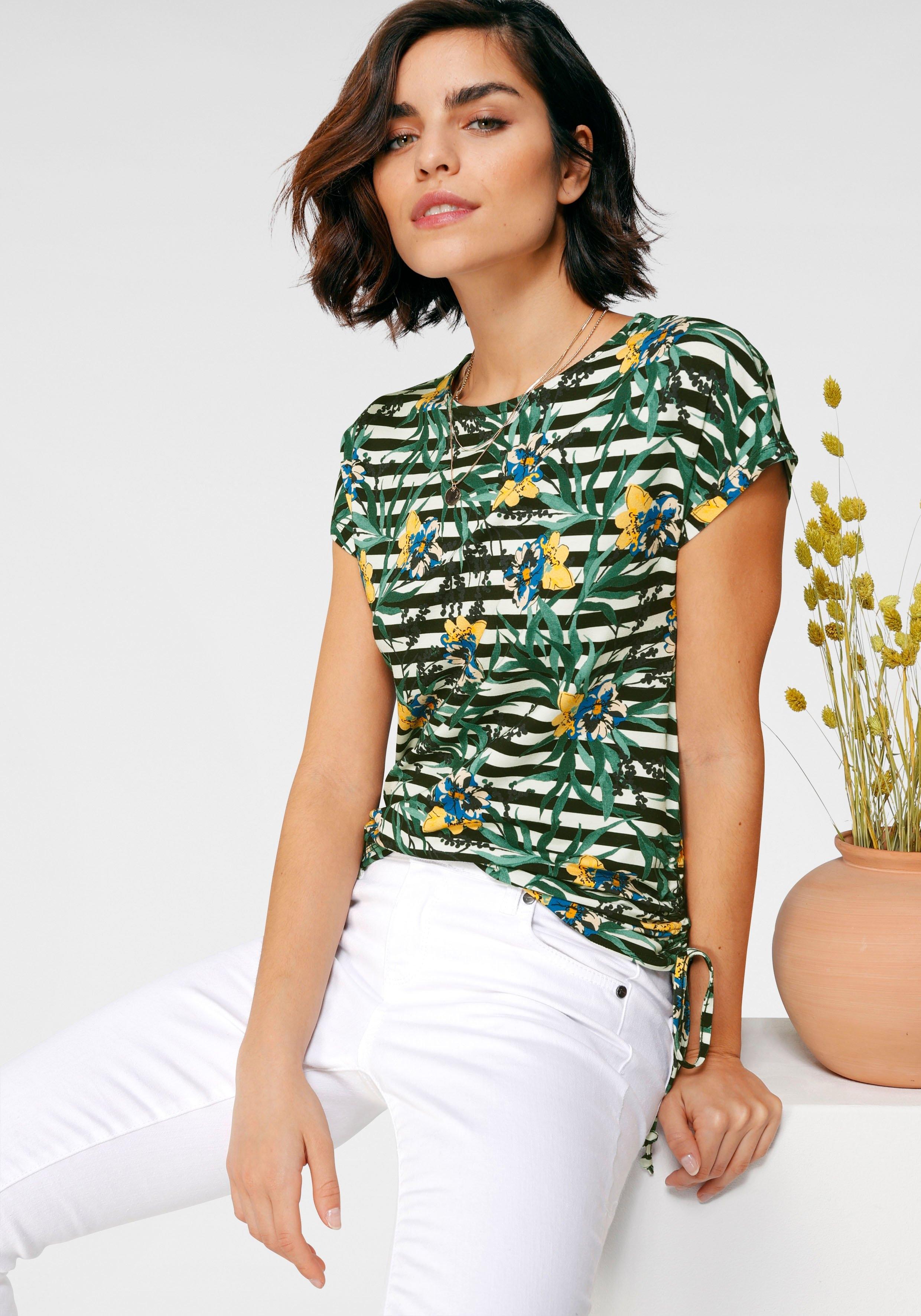 Tamaris shirt met print online kopen op otto.nl