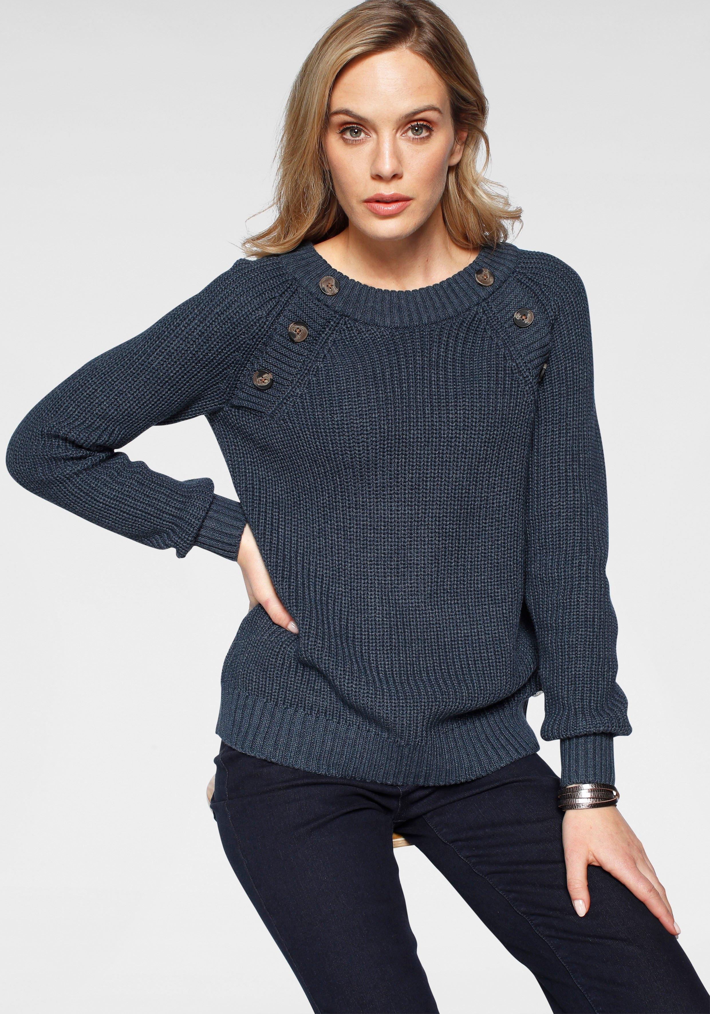 H.I.S trui met ronde hals nu online kopen bij OTTO