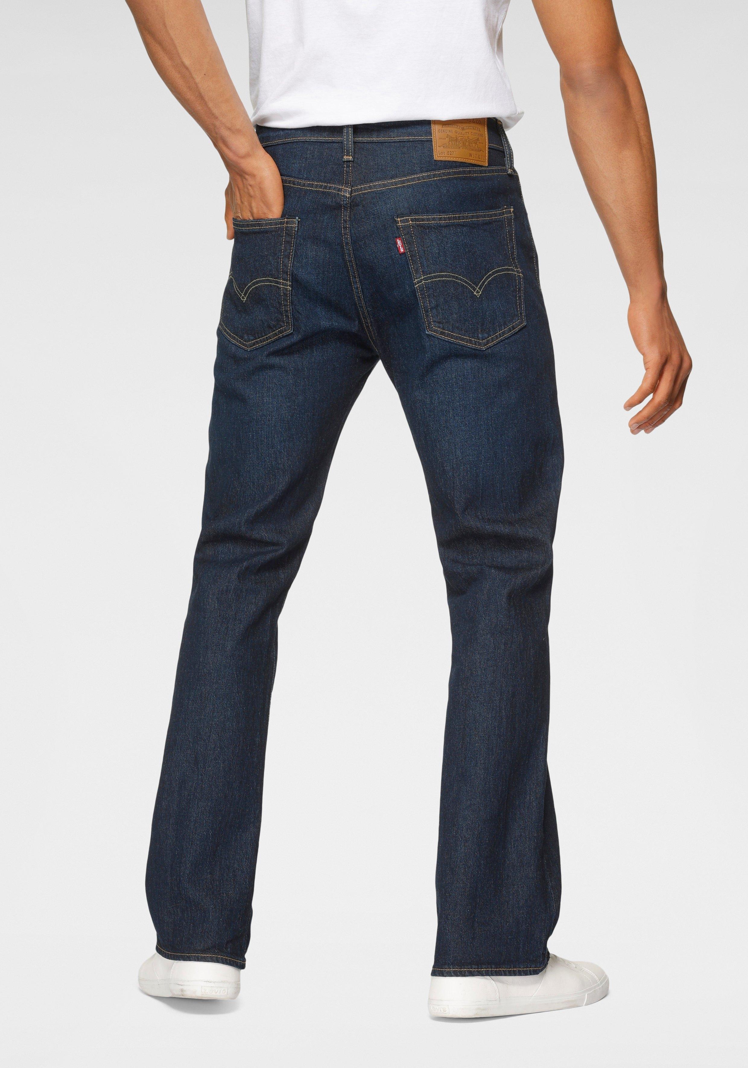 Levi's bootcut jeans 527™ in de webshop van OTTO kopen