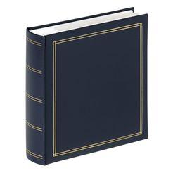 walther fotoalbum monza album (1 stuk) blauw