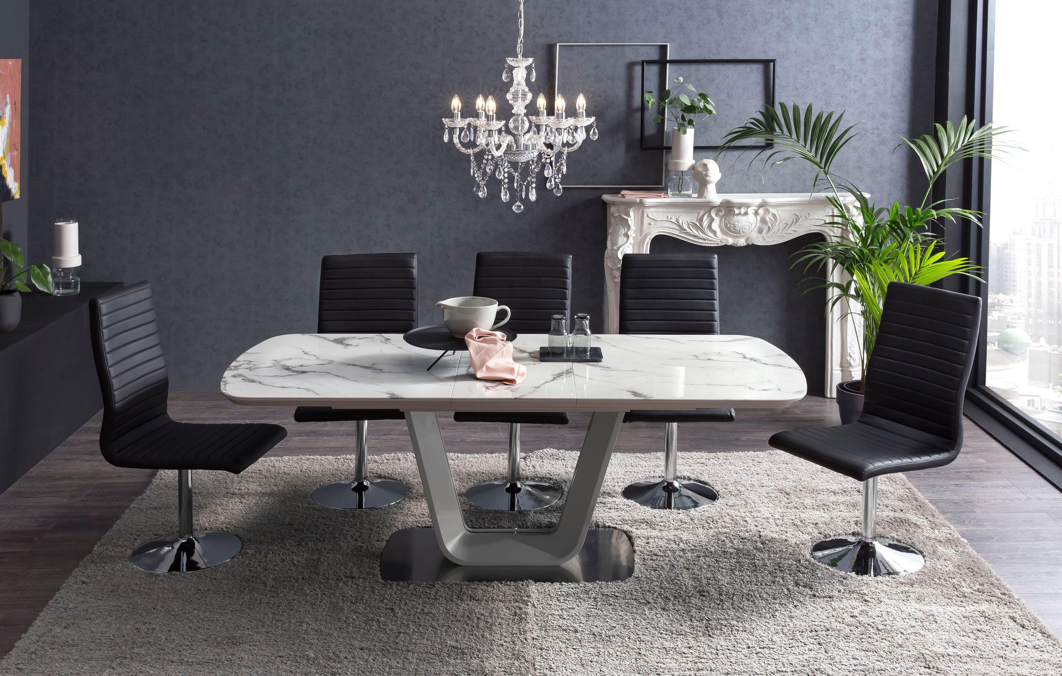 Op zoek naar een SalesFever eettafel Glazen tafel uittrekbaar? Koop online bij OTTO