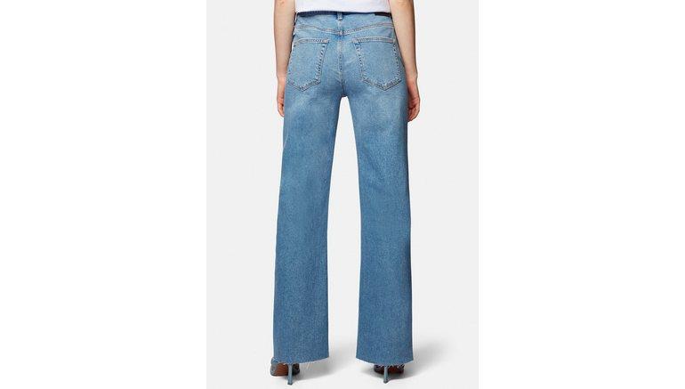 Mavi Jeans bootcut jeans VICTORIA-MA Katoen-stretch denim voor meer draagcomfort