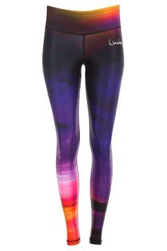 winshape legging ael102 met compressie-effect multicolor