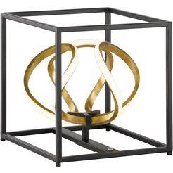 fischer  honsel led-tafellamp »gesa« zwart