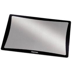 hama muismat voor optische muis, zwart »extra plat« zilver