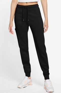 nike joggingbroek »nike air women's pants« zwart