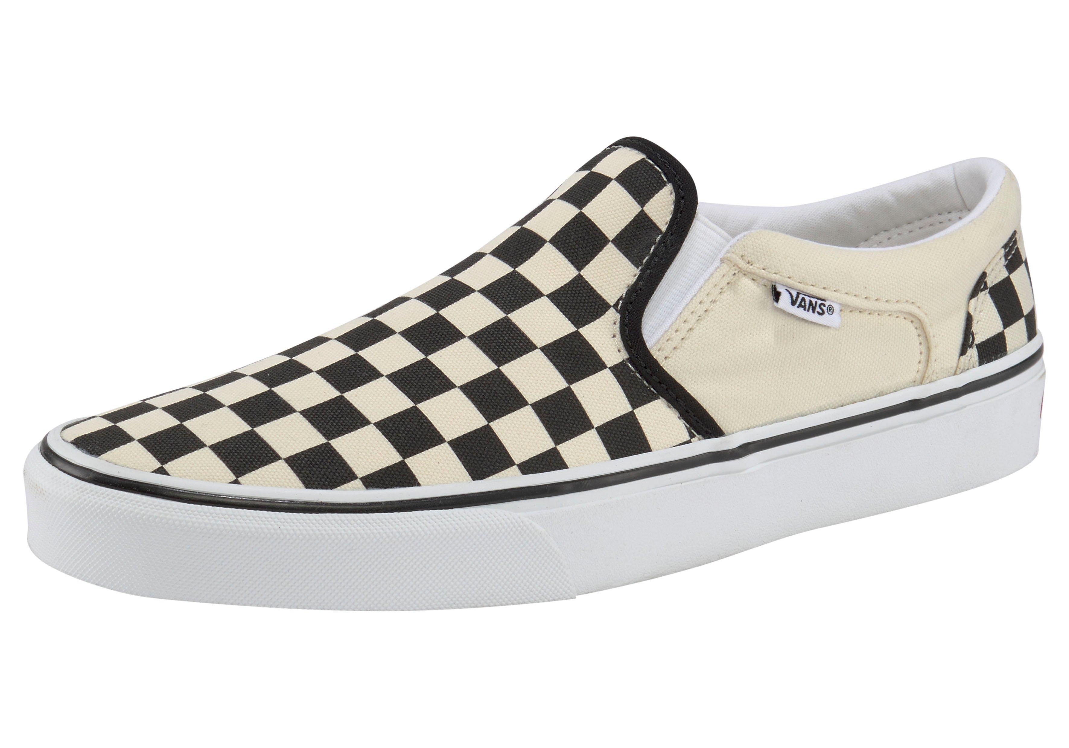 Vans slip-on sneakers »Asher« bestellen: 30 dagen bedenktijd