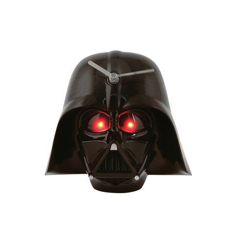 JOY TOY 3D-wandklok Darth Vader met geluid