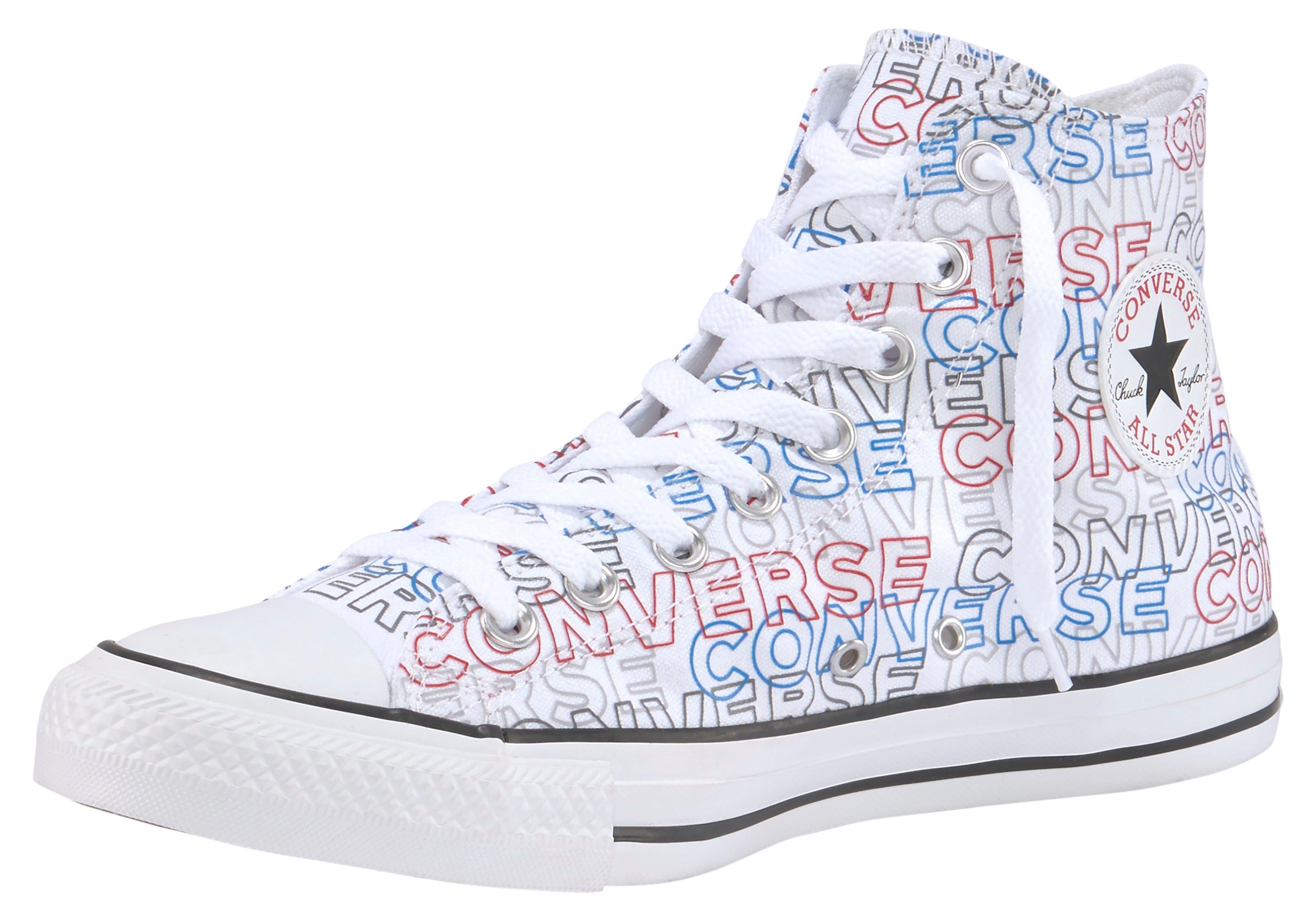 Converse sneakers »CHUCK TAYLOR ALL STAR WORDMARK HI« - verschillende betaalmethodes