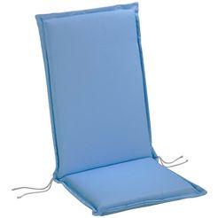 best »comfort-line« stoelkussen blauw