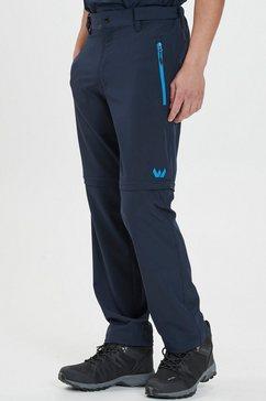 whistler functionele broek spencer blauw