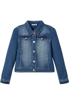 name it jeansjack »nitstar rika dnm jacket nmt« blauw