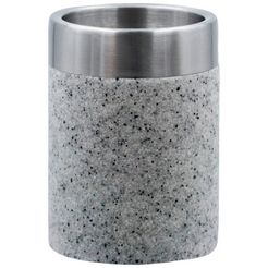 ridder poetsbeker »stone« grijs
