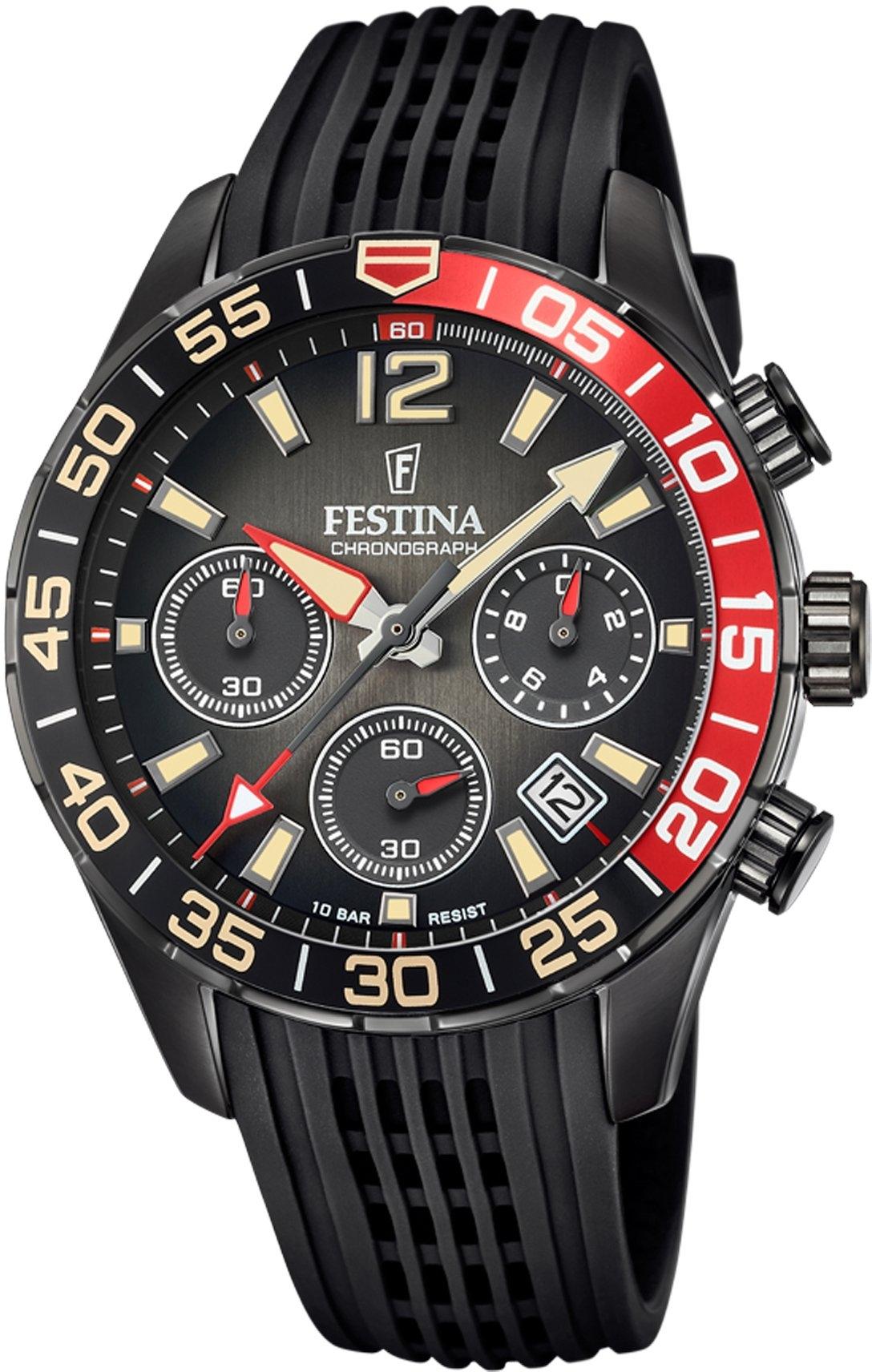 Festina chronograaf F20518/3 goedkoop op otto.nl kopen