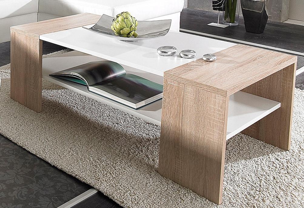 Paroli salontafel met plank goedkoop op otto.nl kopen