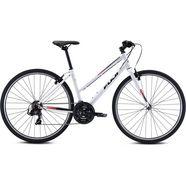 fuji bikes »absolute 2.1 st« fitnessfiets wit