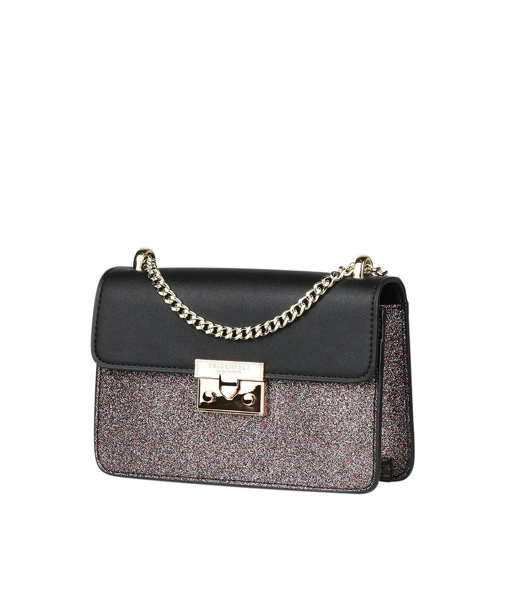 Seidenfelt mini-bag Pitea Bäm met modieuze glitterdetails nu online kopen bij OTTO