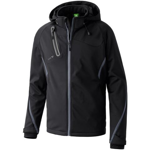 ERIMA Softshell jack function heren
