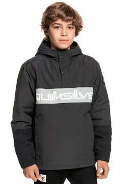 quiksilver windbreaker tarmac tazawa youth zwart