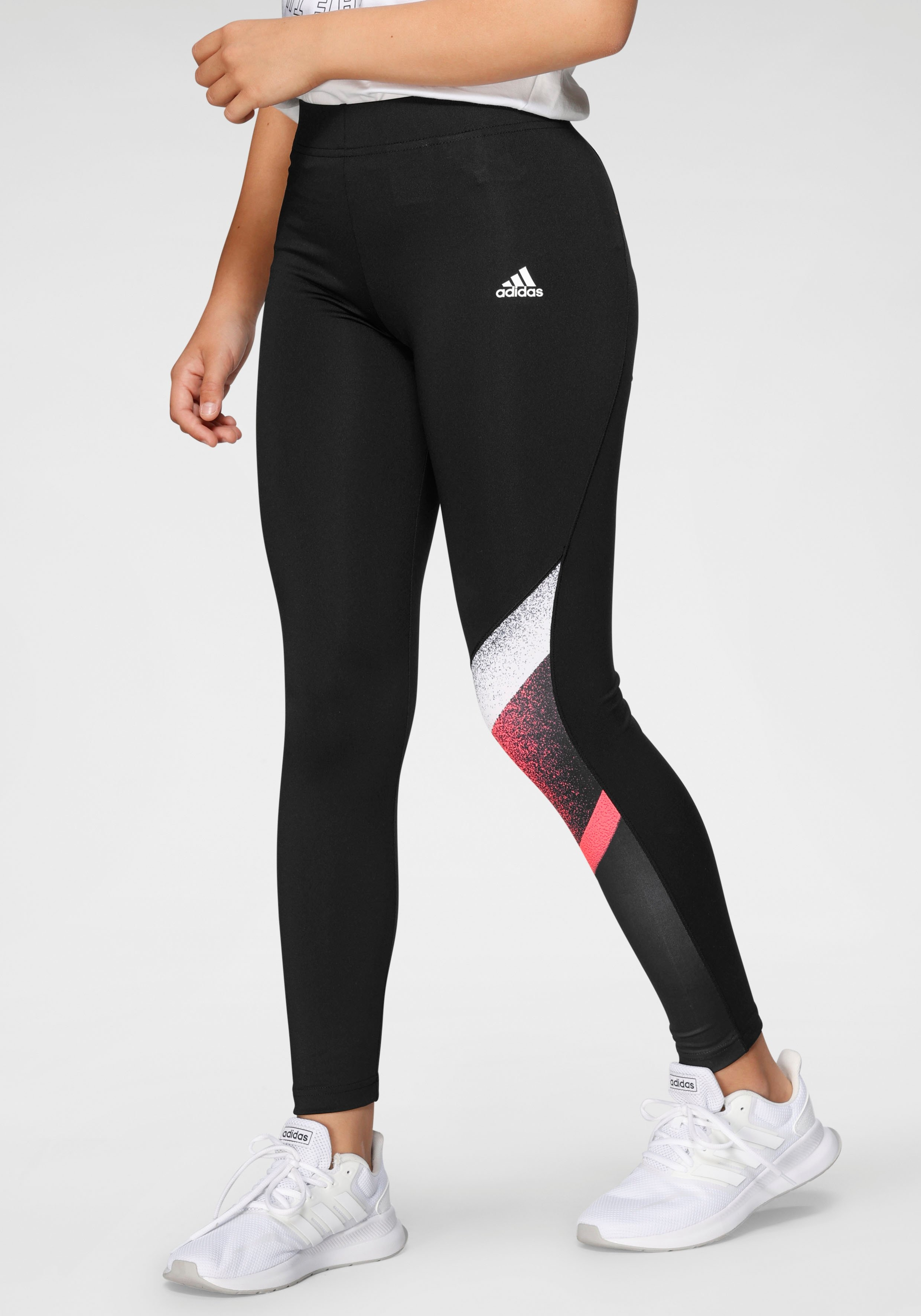 adidas Performance functionele tights »YOUNG GIRL TIGHT« nu online kopen bij OTTO