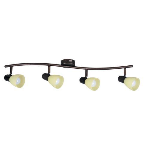 RABALUX Plafondlamp Soma met 4 fittingen