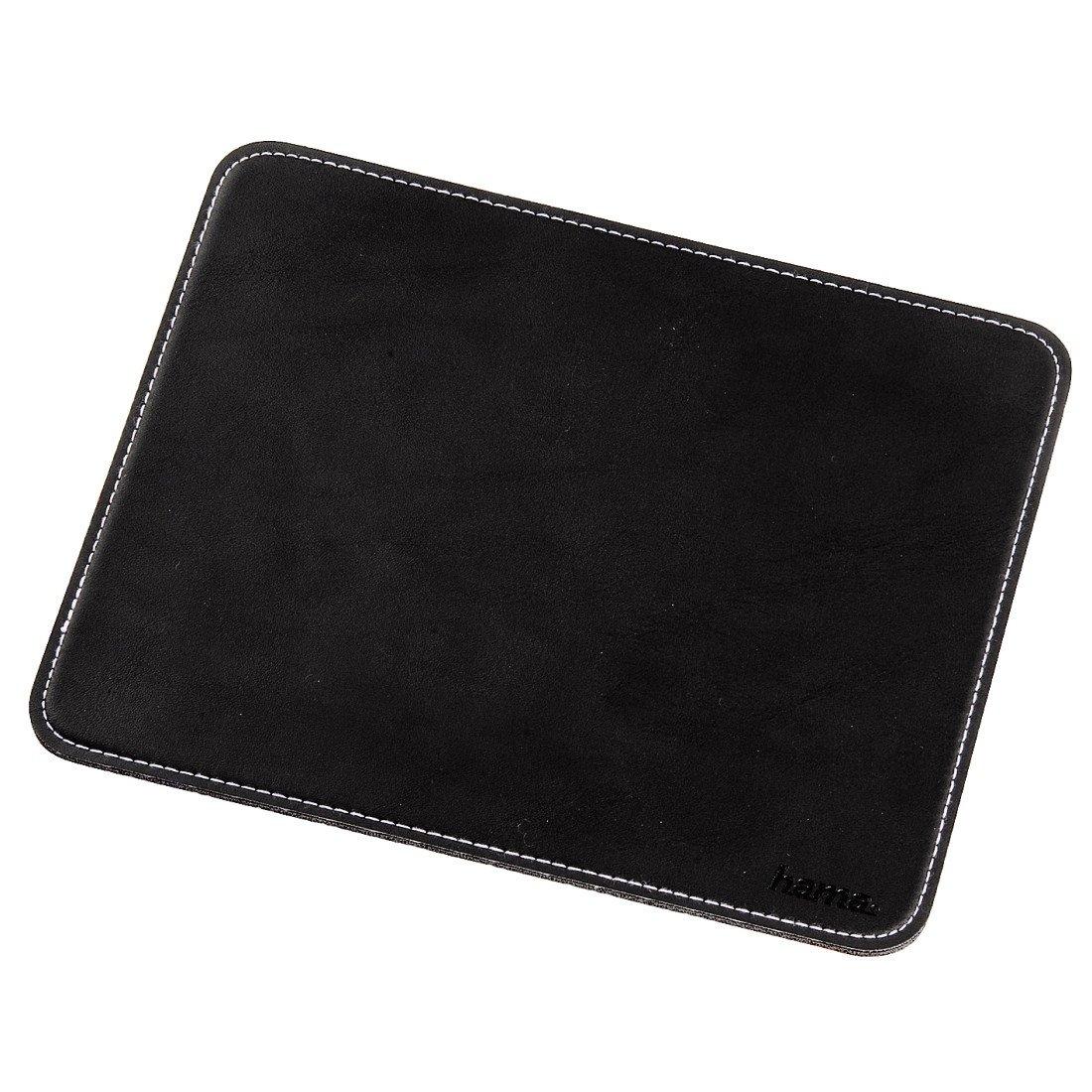 Op zoek naar een Hama Muismat mousepad in chique leer-look, zwart »voor optische en lasermuizen«? Koop online bij OTTO