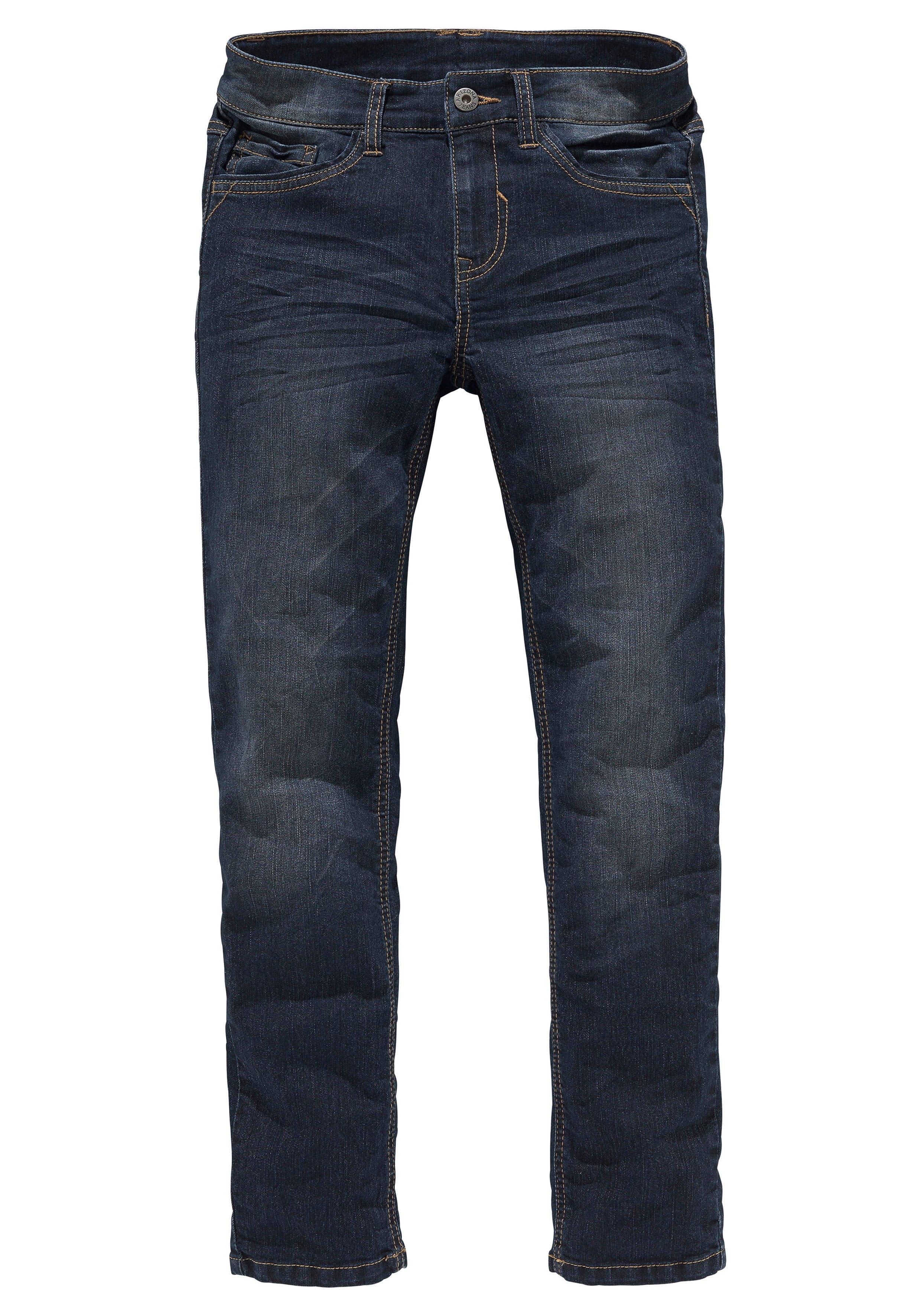 Arizona stretch jeans met smalle pijpen nu online kopen bij OTTO