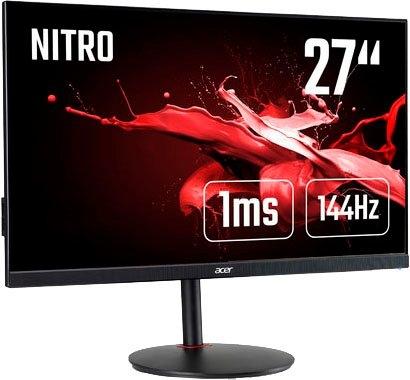 Acer Gaming-monitor Nitro XV272U P, 68,6 cm / 27
