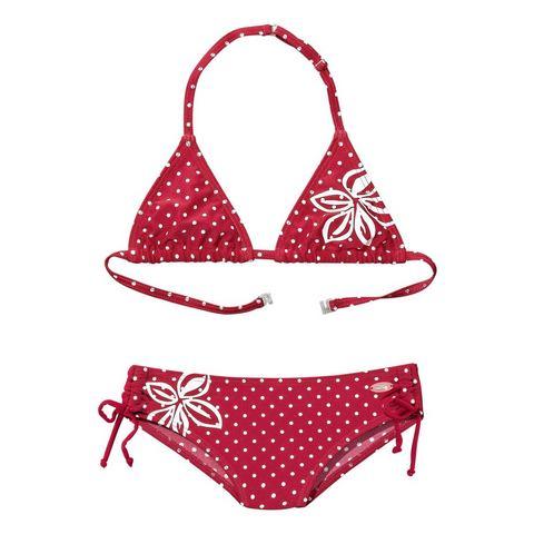 Venice Beach ANTON Bikini red