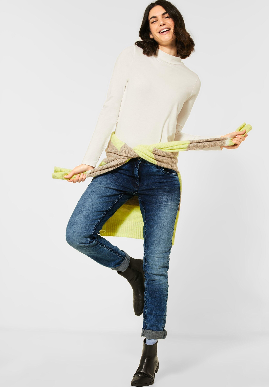 Op zoek naar een Cecil Slim fit jeans 5-pocketsstijl? Koop online bij OTTO