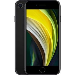 apple »iphone se 256gb« smartphone zwart