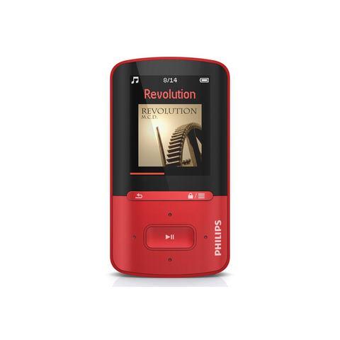 Philips SA4VBE04RN MP4-speler, 4 GB