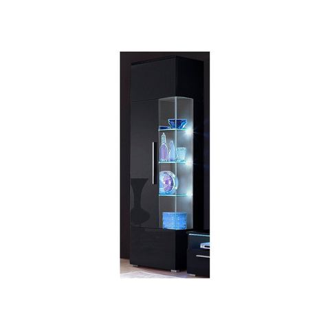 Kasten  vitrinekasten Vitrinekast hoogte 180 cm 396253