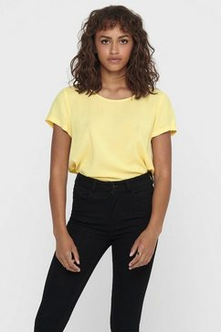 only shirtblouse onlfirst geel