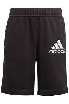 adidas performance short »badge of sport« zwart