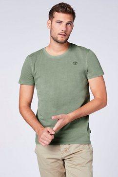 chiemsee t-shirt bruin