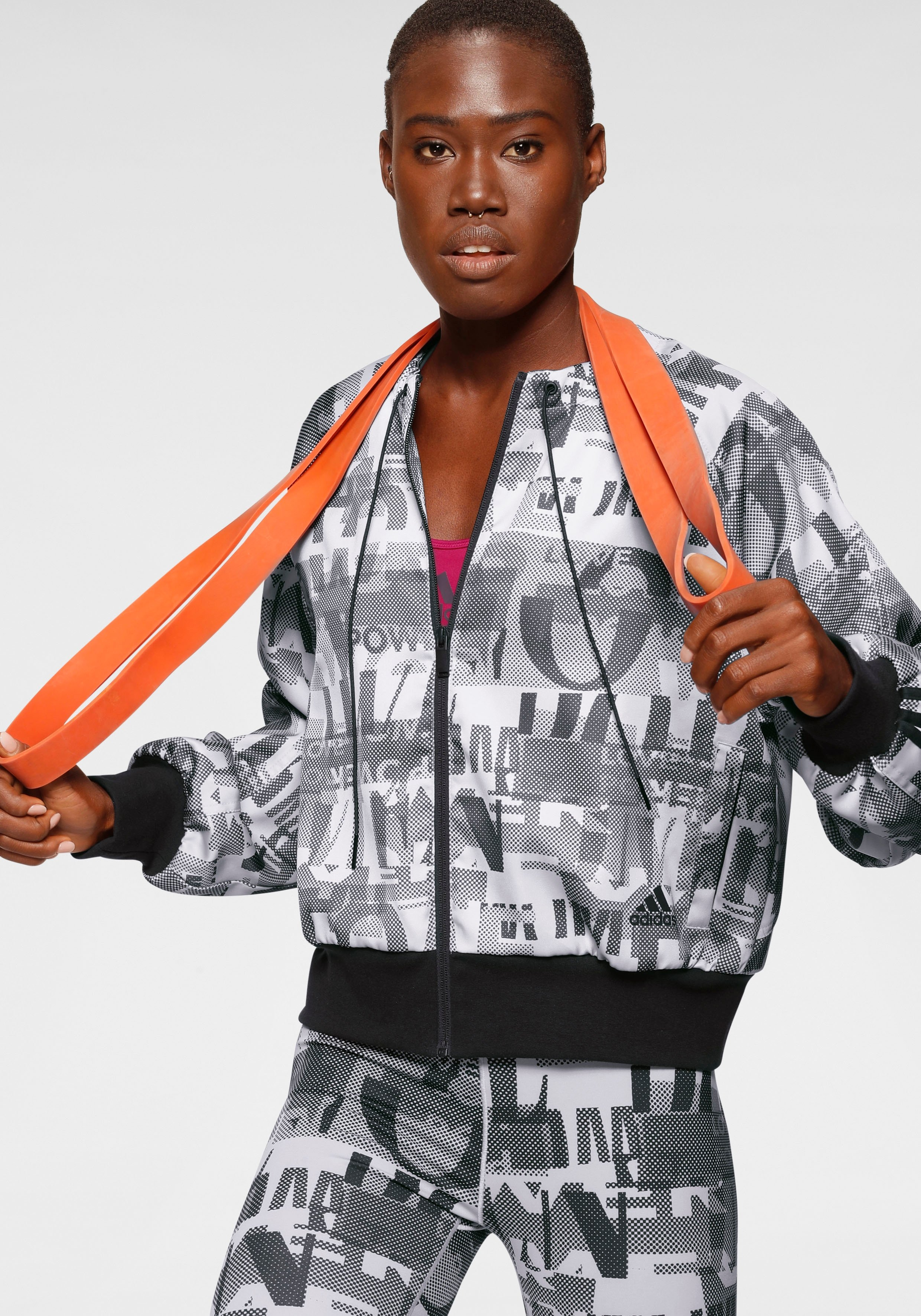 adidas Performance trainingsjack »COVER UP AIQ1« online kopen op otto.nl