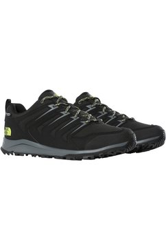 the north face wandelschoenen »venture fasthike ii wp m« zwart