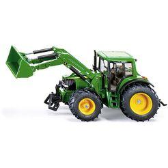 siku speelgoed-tractor siku farmer, john deere met voorlader groen