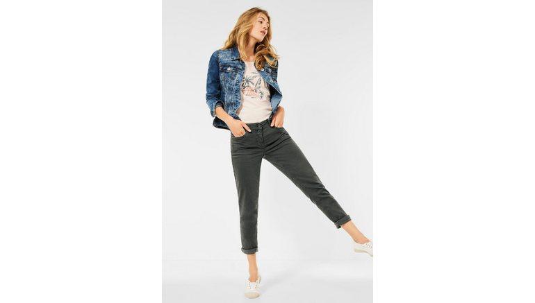 Cecil 7/8 jeans in colour stijl