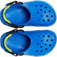 crocs clogs »bright cobalt classic all-terrain clog k« blauw